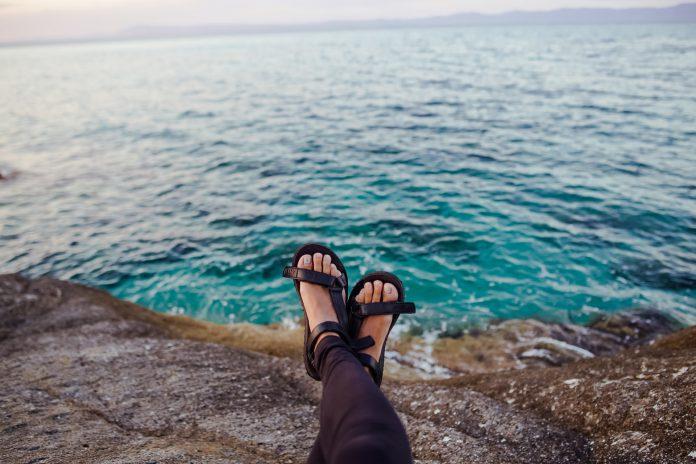 Przegląd damskich sandałów