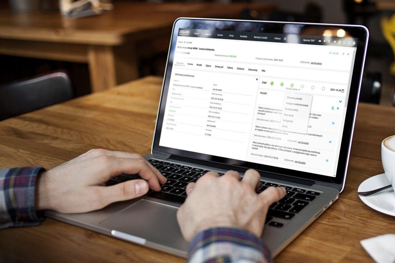 System CRM warto wdrożyć również w małej firmie